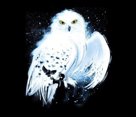 Harry Potter Wallpaper Hedwig Owl by Mail By Owl In 2019 Stuff From Other Fandoms Harry