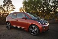 Electric BMW I3