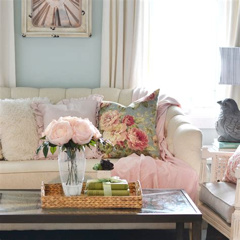spring home  nature inspired vintage farmhouse