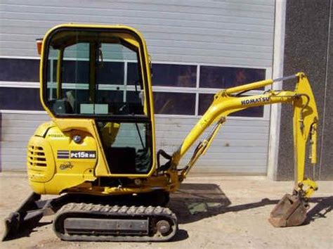 komatsu pcr  mini excavator specs wwwminiexcavatorthumbscom