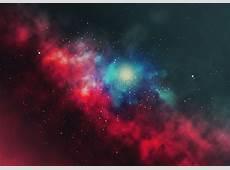 Galaxy background design Stock Photo 2001758