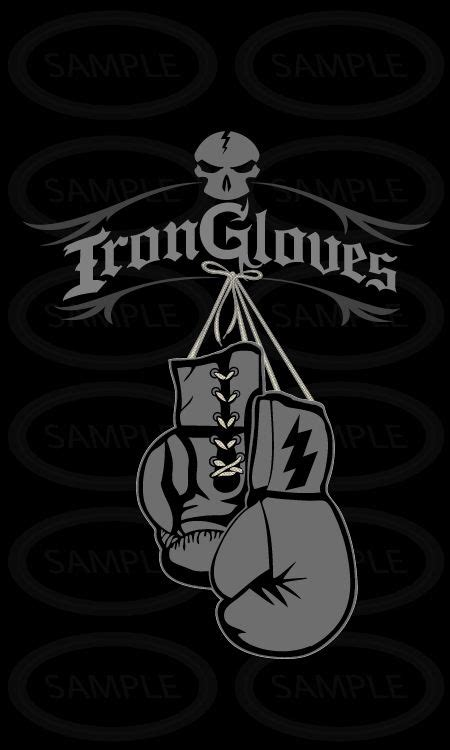 Boxing gloves by IronGloves Boxing Gym | Boxing Logos by IronGloves Boxing Gym | Pinterest