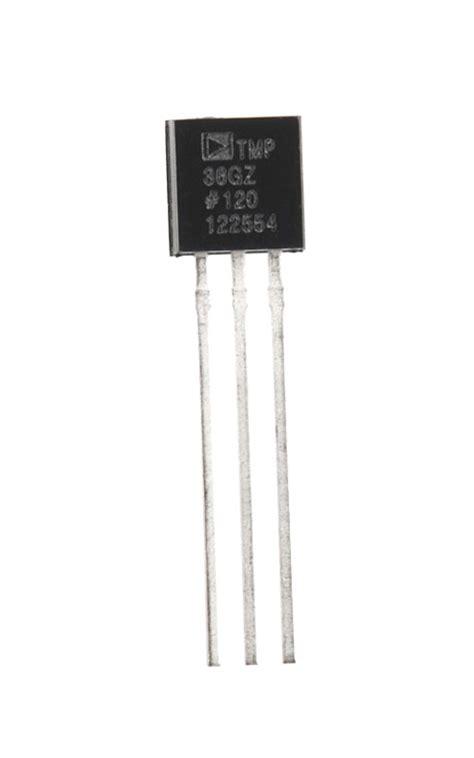 TMP36 Temperature Sensor Pinout, Features, Equivalent ...
