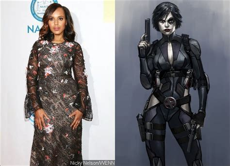 actress playing domino in deadpool 2 kerry washington is eyed to play domino in deadpool 2 as