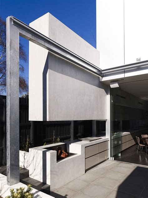edwardian home  melbourne   classy modern extension