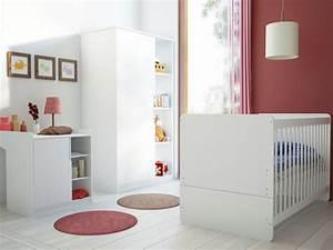 Chambre Bébé Complète évolutive : baby vox maxime 3 meubles lit 140x70 commode armoire baby boutique en ligne ~ Teatrodelosmanantiales.com Idées de Décoration