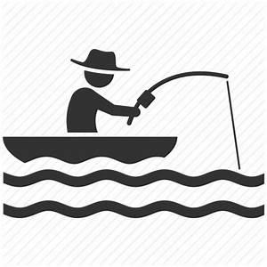 Boating, fish hunter, fisherman, fishery, fishing, hobby ...