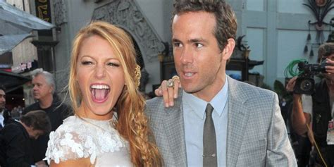 15 Facts About Hollywood's Sweetest Couple: Ryan Reynolds ...