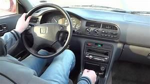 1995 Honda Accord Lx 5-speed Manual - Test Drive