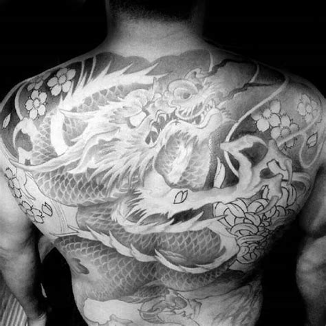 japanese dragon tattoo designs  men manly ink ideas