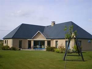 Maison 120m2 Plain Pied : maison plain pied belgique ~ Melissatoandfro.com Idées de Décoration