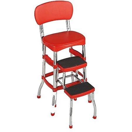 Cosco Retro Chair Step Stool Canada by Cosco Retro Counter Chair Step Stool Walmart