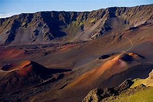 Haleakala Mount crater | wordlessTech