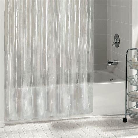 ideas clear shower curtain the homy design