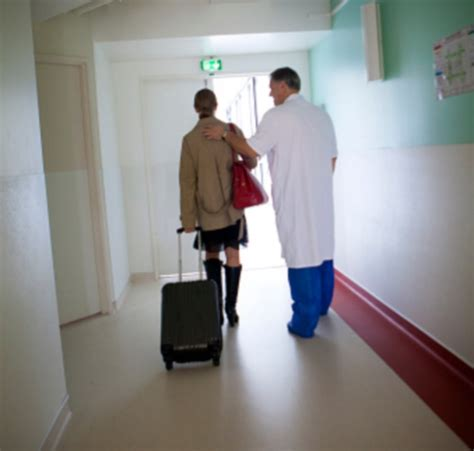 mortality increased  patients  discharged
