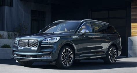 Why The All-new 2019 Lincoln Aviator Suv Is A Big Deal For