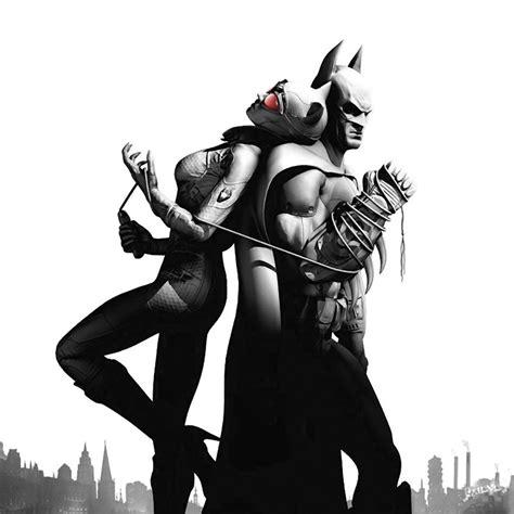 Video Game Noir Batman Arkham City Noirwhale