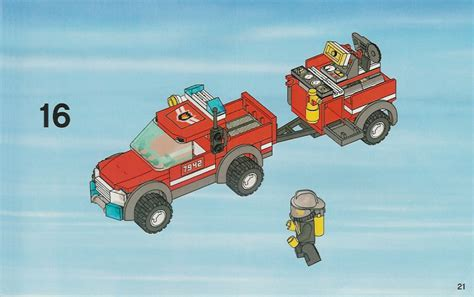 police jeep instructions city police rescue off road fire rescue 7942