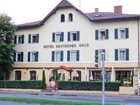 Hotel Deutsches Haus  Prices & Reviews (sonthofen