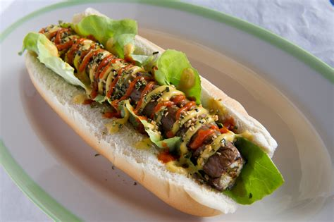 vegan japanese eggplant dog recipe food republic