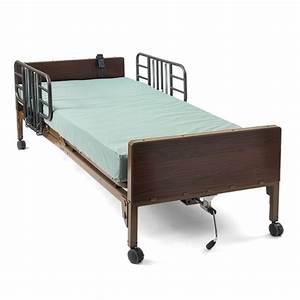 Medline Basic Semi-Electric Bed - Medline Semi-Electric Frames