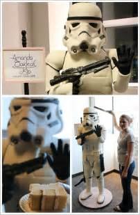 Star Wars Stormtrooper Birthday Cake