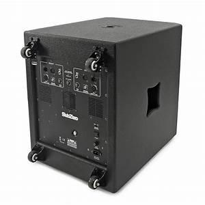 Caisson De Basse Actif : caisson de basse actif subzero 500w 15 pouces par gear4music comme neuf gear4music ~ Medecine-chirurgie-esthetiques.com Avis de Voitures