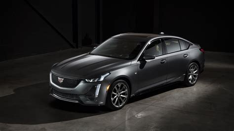 2020 cadillac ct5 revealed with escala looks and turbo power