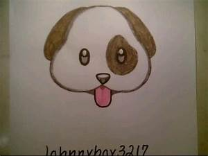 Simple Dog Face Drawing at GetDrawings.com | Free for ...