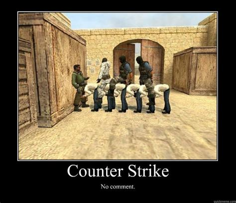 Counter Strike Memes - follow us on facebook