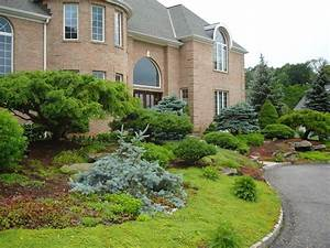 Large Front Yard Landscaping Idea Thediapercake Home Trend Front Yard Landscape Ideas With Photos
