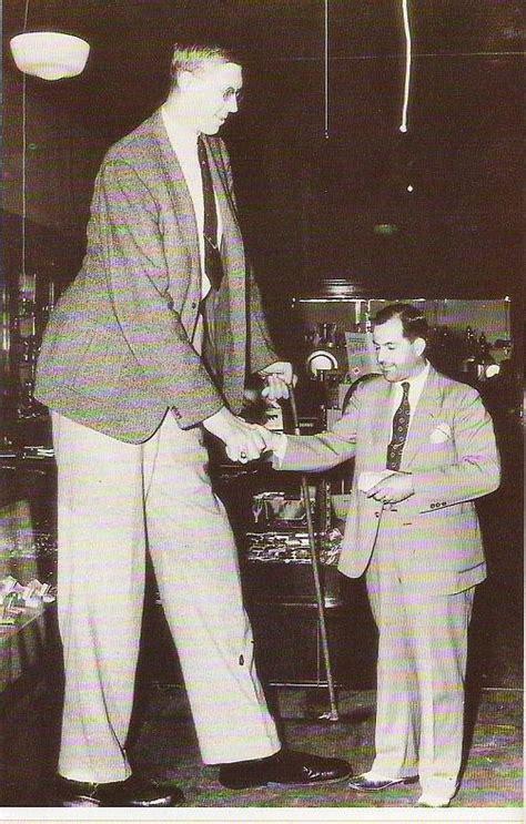 tallest man  history