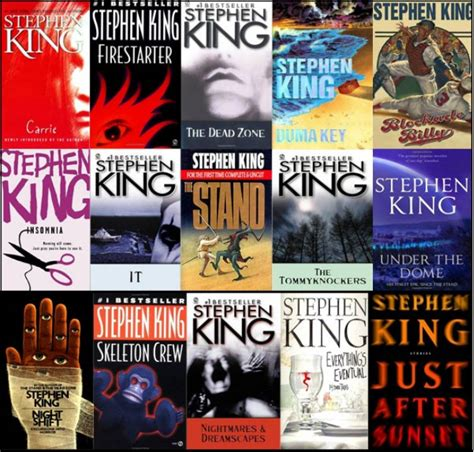Stephen King Ebooks Collection