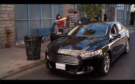 ford fusion  girl tv show