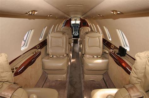 citation x interior design medium jets