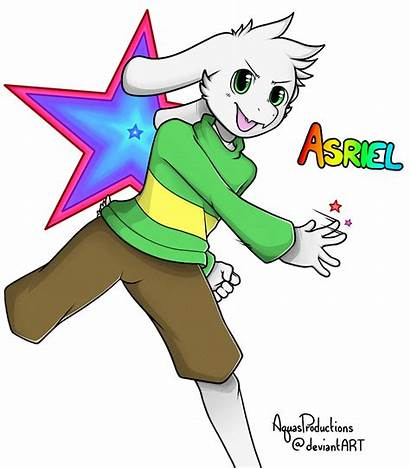 Asriel Undertale Dreemurr Deviantart Fan