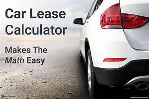 Auto Leasing Günstig : car lease calculator ~ Kayakingforconservation.com Haus und Dekorationen