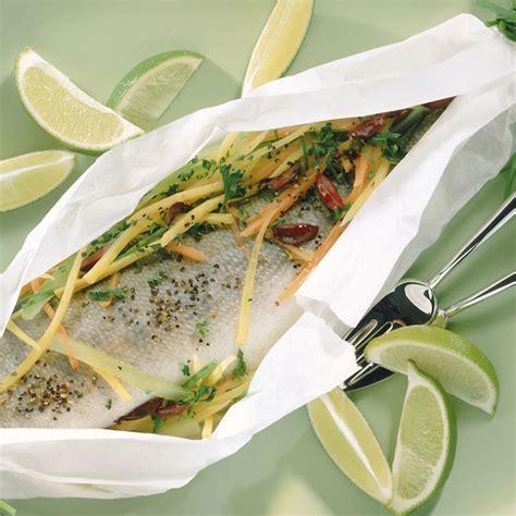 cuisine en papillote poissons en papillote la meilleure des cuissons