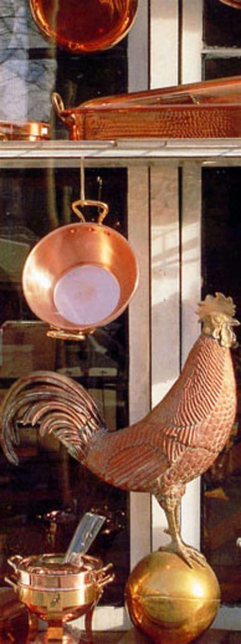 place  buy quality copper cookware  paris kitchn