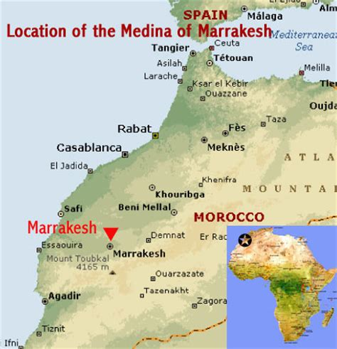 Medina of Marrakech (Morocco) | African World Heritage Sites