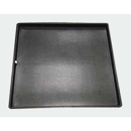 plastic condensate drain pan diversitech 6 3636l plastic condensate drain pan 36x36 4265