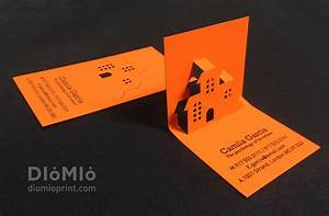 Unique Interior Designer Business Cards | DioMioPrint