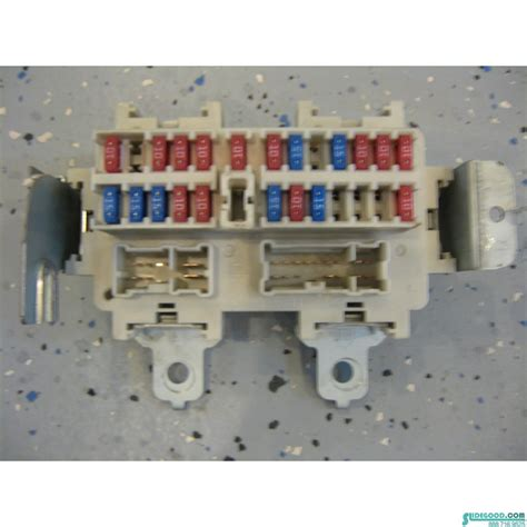 Fuse Box In Nissan 350z by Fuse Box On Nissan 350z Wiring Diagram