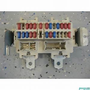 Fuse Box On Nissan 350z