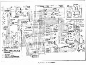 Electrical Wiring Diagram For 1959 Chevrolet Passenger Car  60902
