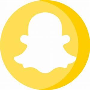 Snapchat - Free social media icons