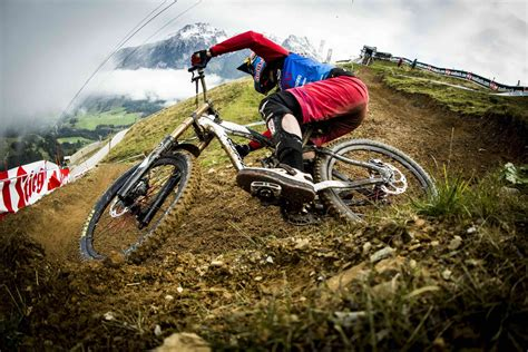 downhill mountain bike competition  south africa youtube