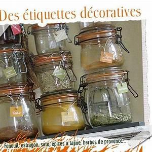 Bocaux à épices : etiquettes pices paperblog ~ Teatrodelosmanantiales.com Idées de Décoration