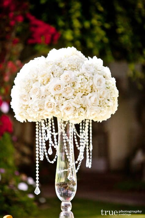 glamorous silk flower centerpieces perfection