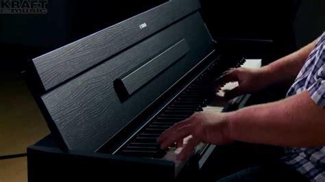 yamaha ydp s52 yamaha arius ydp s52 digital piano performance with adam berzowski
